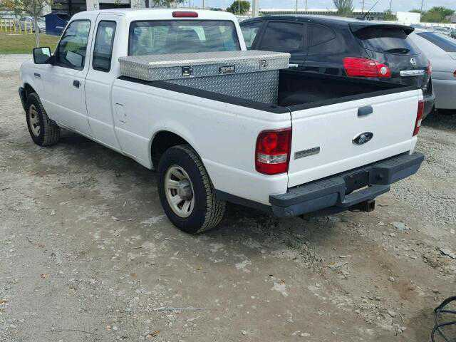 2008 ford ranger for sale in miami fl 1ftyr14u98pa08936. Black Bedroom Furniture Sets. Home Design Ideas