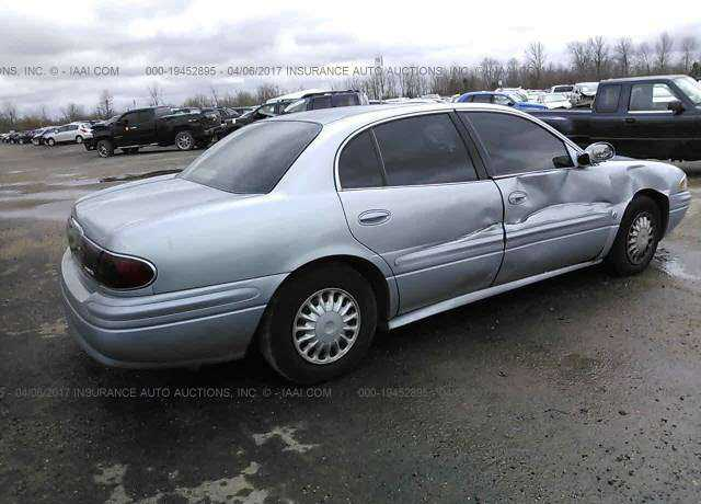 2004 buick lesabre for sale in eminence ky. Black Bedroom Furniture Sets. Home Design Ideas