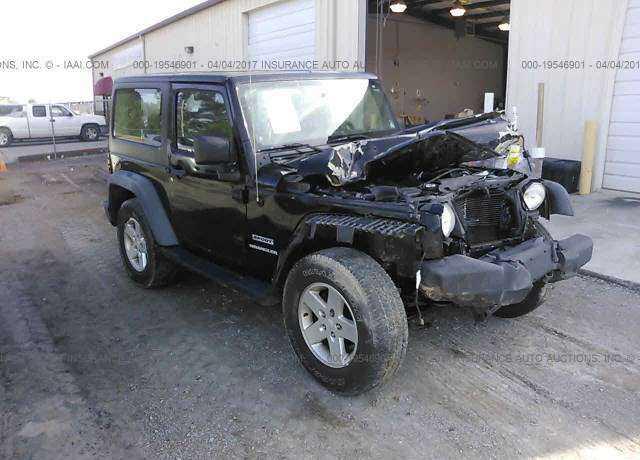 1C4GJWAG8CL152475 Jeep Patriot / Compass / Wrangler / Cherokee 2012