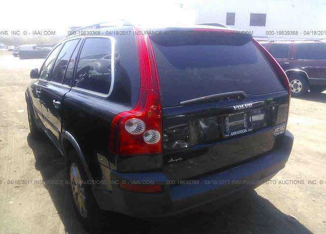 2004 volvo xc90 for sale in brandywine md yv1cz91h941103407. Black Bedroom Furniture Sets. Home Design Ideas