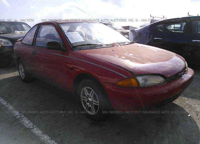 Auction 1995 Mitsubishi Mirage For Sale