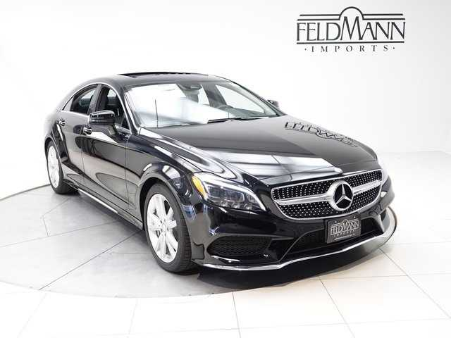 2017 Mercedes Benz Cls Class For Sale In Grand Blanc Mi