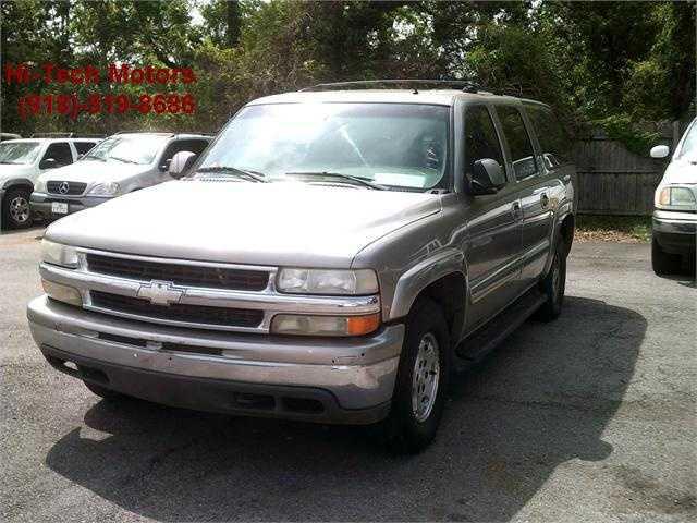 Chevrolet Suburban 2002 $3000.00 incacar.com