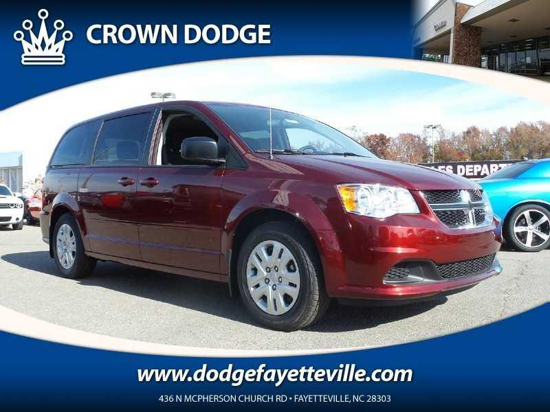 Crown Dodge Fayetteville U003eu003e 2017 Dodge Grand Caravan For Sale In  Fayetteville, NC |