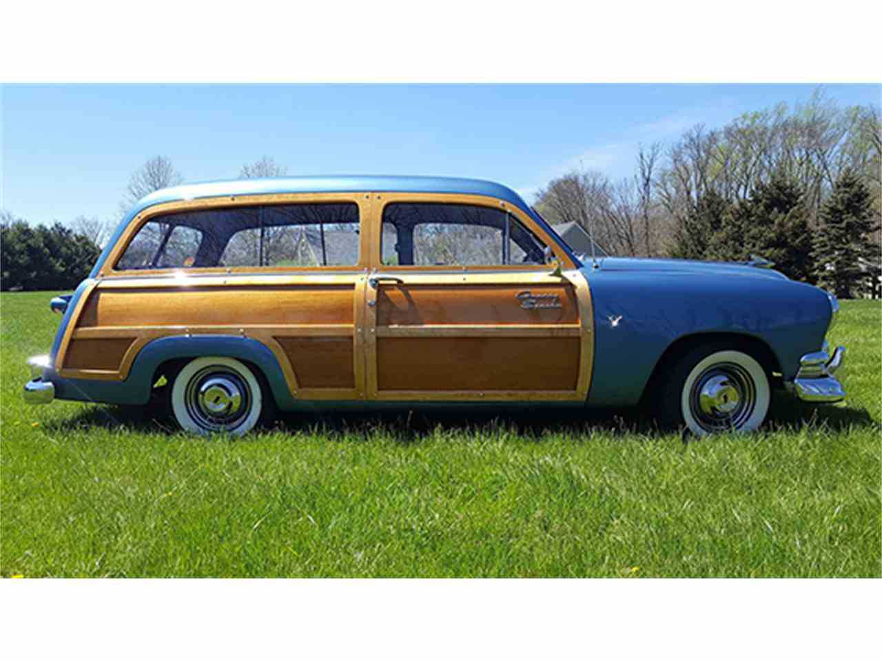 Ford Country Squire For Sale In Arkansas 1954 Station Wagon 1951