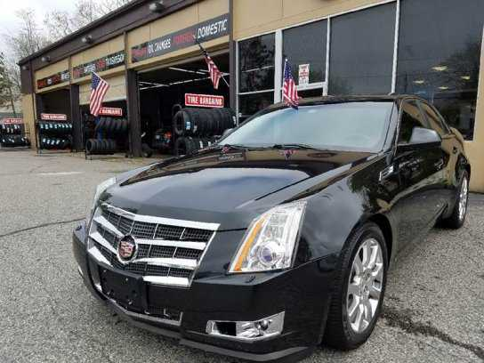 2009 cadillac cts for sale in swansea ma 1g6dt57v390110869. Black Bedroom Furniture Sets. Home Design Ideas