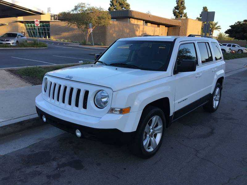 2014 jeep patriot for sale in fullerton ca. Black Bedroom Furniture Sets. Home Design Ideas