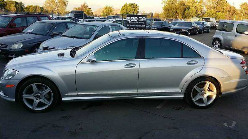 2007 mercedes benz s class for sale in riverside ca for Riverside mercedes benz