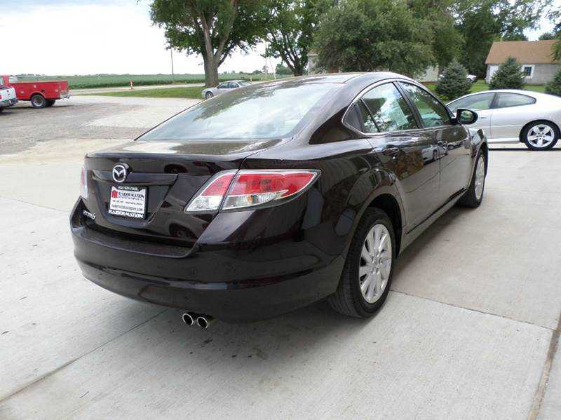 2011 mazda mazda6 for sale in mead ne 1yvhz8ch2b5m19217. Black Bedroom Furniture Sets. Home Design Ideas