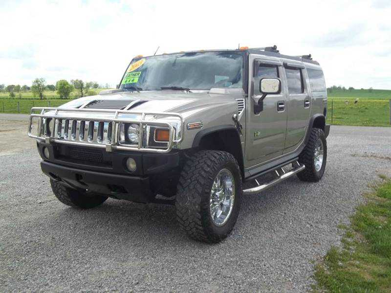 2003 hummer h2 for sale in harrodsburg ky 5grgn23u23h136516. Black Bedroom Furniture Sets. Home Design Ideas