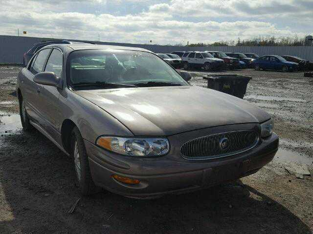 2004 buick lesabre cu for sale in leroy ny. Black Bedroom Furniture Sets. Home Design Ideas