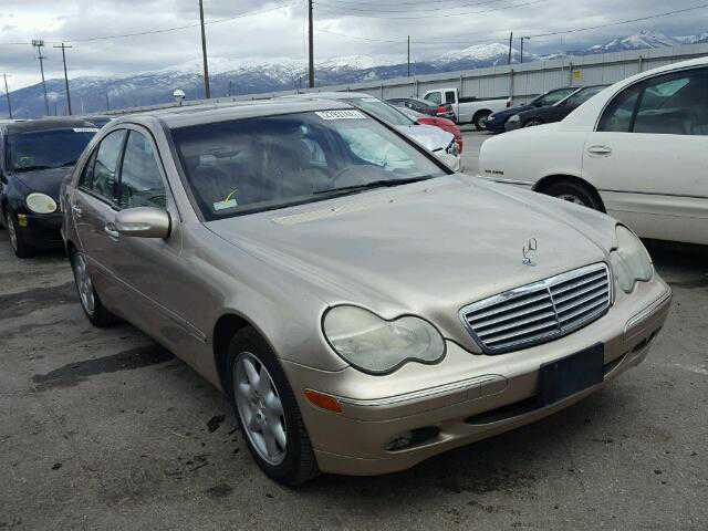 2001 mercedes benz c240 for sale in north salt lake ut for 2001 mercedes benz c240