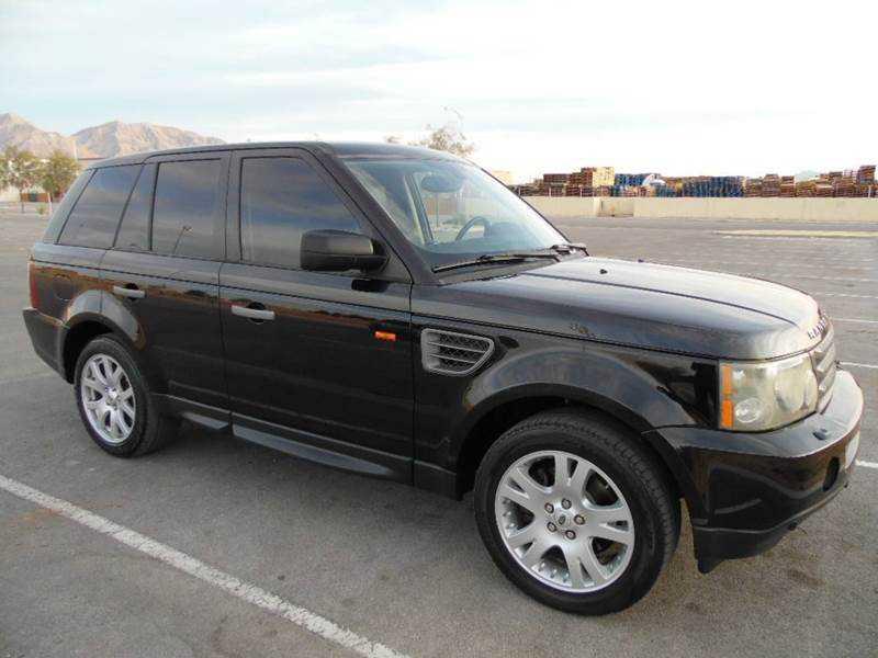 Land Rover Las Vegas New Used Cars In Las Vegas Nv >> 2006 Land Rover Range Rover Sport for sale in Las Vegas ...