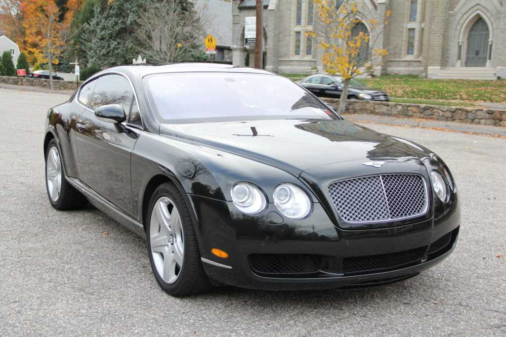2005 bentley continental gt for sale in southport ct. Black Bedroom Furniture Sets. Home Design Ideas