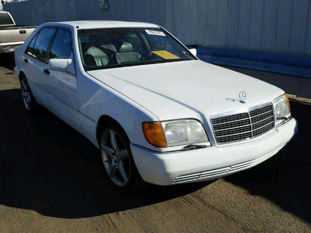 1993 mercedes benz 400sel for sale in vallejo ca for 1993 mercedes benz 400sel for sale