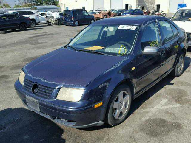 1999 volkswagen jetta gls for sale in rancho cucamonga ca. Black Bedroom Furniture Sets. Home Design Ideas