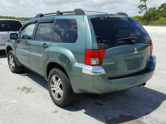 2004 mitsubishi endeavor x for sale in fort pierce fl. Black Bedroom Furniture Sets. Home Design Ideas