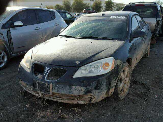 2008 Pontiac G6 Gt For Sale In Las Vegas Nv 1g2zh57n284109132