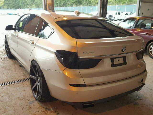 BMW I GT For Sale In GRAHAM WA WBASNCAC - 2010 bmw 550i gt for sale