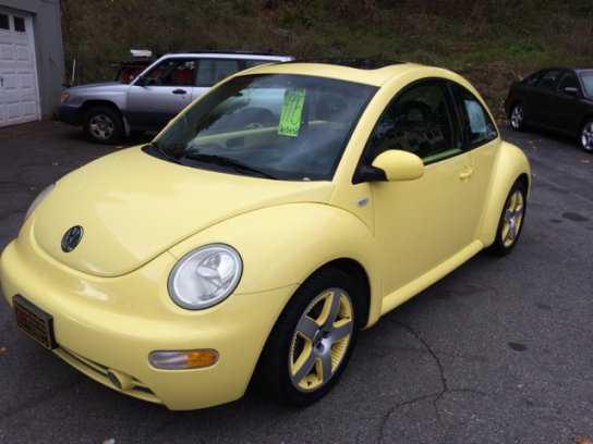 2001 volkswagen beetle for sale in farmingdale me 3vwed21cx1m475844. Black Bedroom Furniture Sets. Home Design Ideas