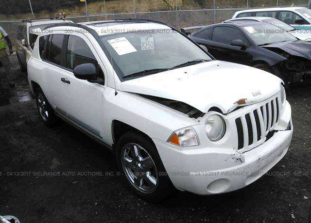 2007 jeep compass for sale in east dundee il. Black Bedroom Furniture Sets. Home Design Ideas