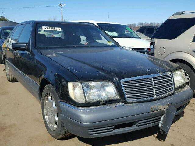 1995 Mercedes Benz S320 For Sale In New Britain Ct