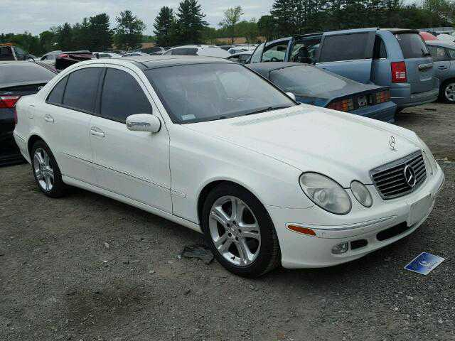 2004 mercedes benz e500 for sale in finksburg md for 2004 mercedes benz e500 for sale