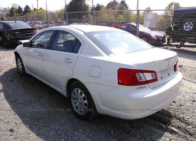 2009 Mitsubishi Galant For Sale In Turnersville Nj 4a3ab36f19e036207