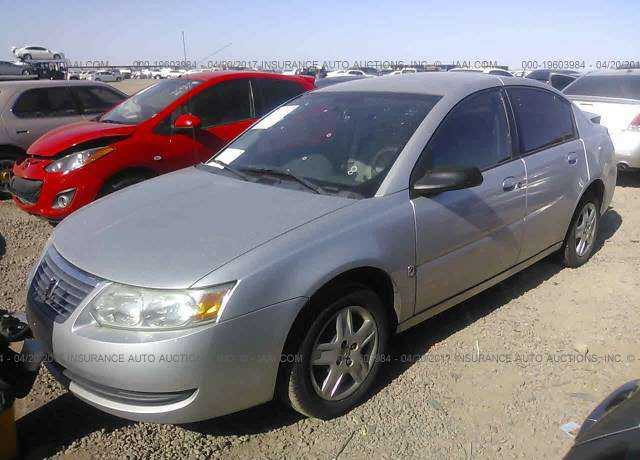 2006 saturn ion for sale in phoenix az 1g8aj55f46z107921. Black Bedroom Furniture Sets. Home Design Ideas