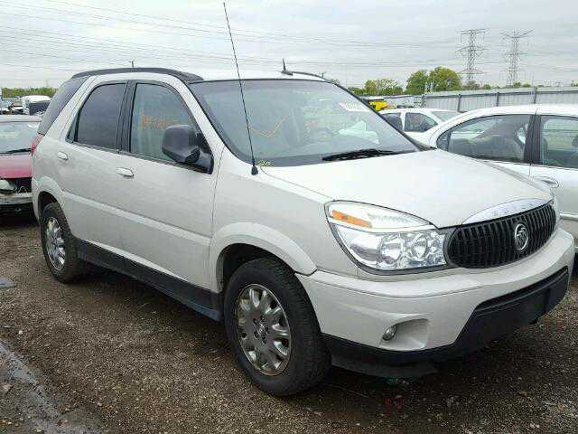 2006 buick rendezvous for sale in elgin il. Black Bedroom Furniture Sets. Home Design Ideas