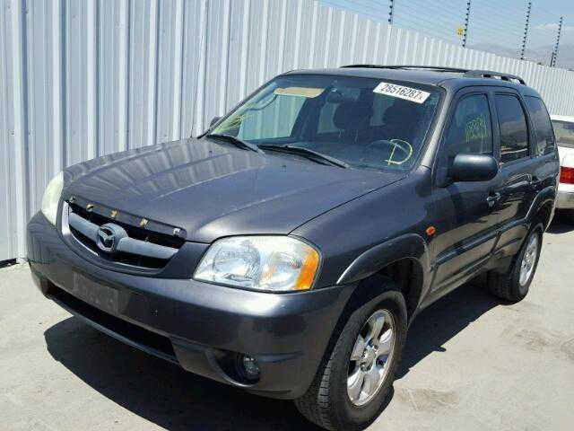 2004 mazda tribute lx for sale in sun valley ca. Black Bedroom Furniture Sets. Home Design Ideas