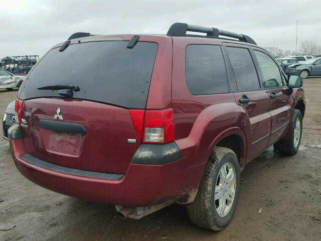 2004 mitsubishi endeavor l for sale in elgin il. Black Bedroom Furniture Sets. Home Design Ideas