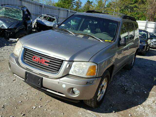 2003 gmc envoy xl for sale in mendon ma 1gket16s836146633. Black Bedroom Furniture Sets. Home Design Ideas