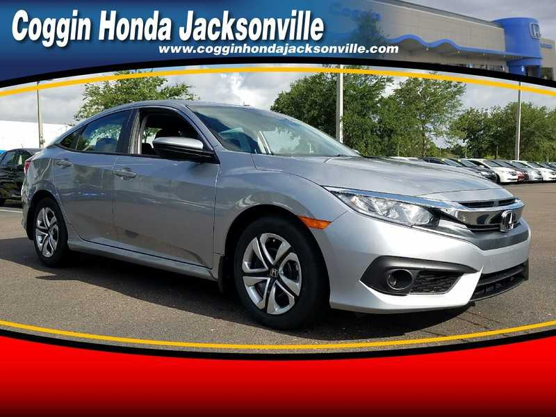 2017 honda civic for sale in jacksonville fl for Coggin honda jacksonville fl