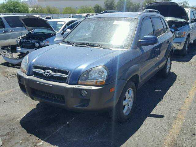2005 hyundai tucson gls for sale in las vegas nv. Black Bedroom Furniture Sets. Home Design Ideas
