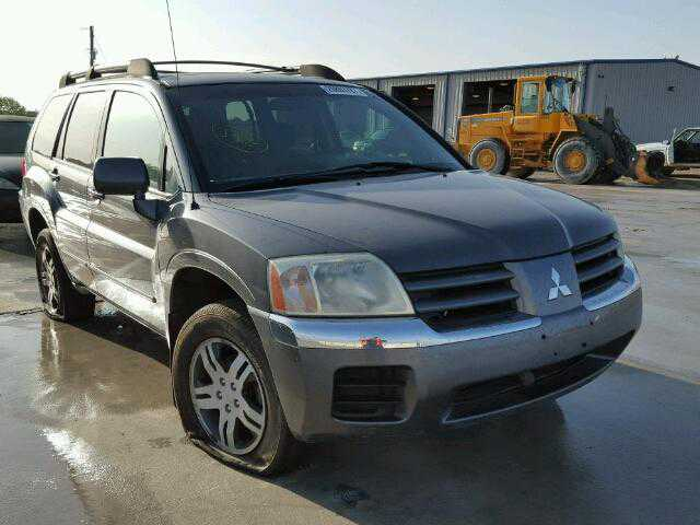 2004 mitsubishi endeavor x for sale in haslet tx. Black Bedroom Furniture Sets. Home Design Ideas