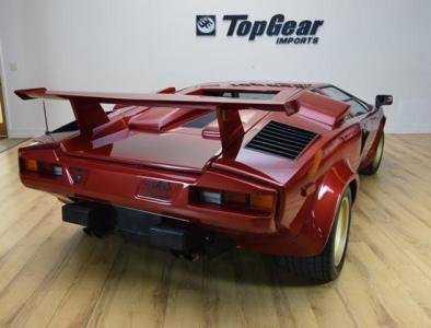 1987 Lamborghini Countach For Sale In Saddle Brook Nj