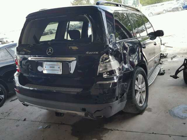 2008 mercedes benz gl450 4 ma for sale in homestead fl for Mercedes benz 2008 gl450 for sale
