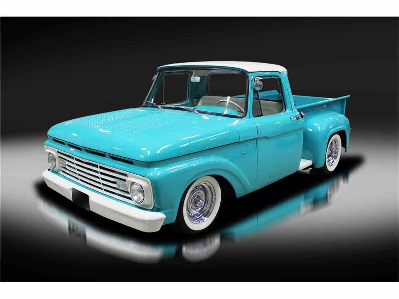 1964 Ford F100 For Sale In Palm Beach Fl F10jh422265 F 100 Custom