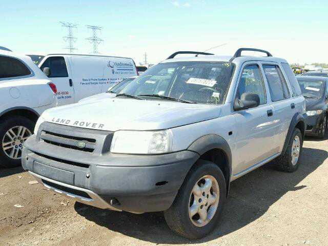 2003 land rover freelander for sale in elgin il. Black Bedroom Furniture Sets. Home Design Ideas