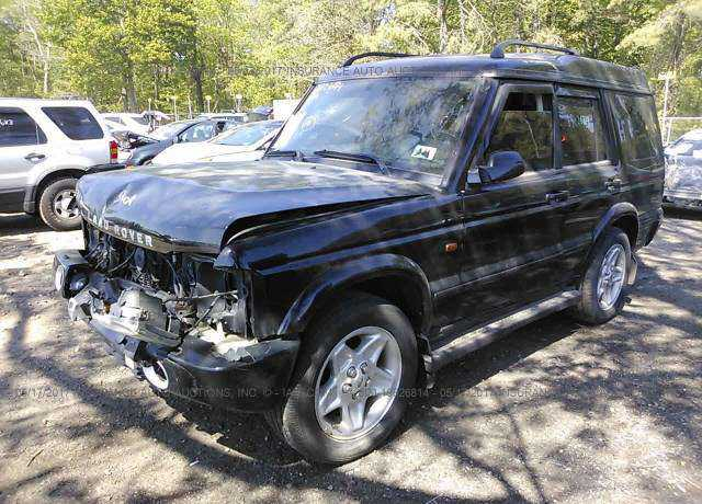 2003 land rover discovery ii for sale in medford ny. Black Bedroom Furniture Sets. Home Design Ideas