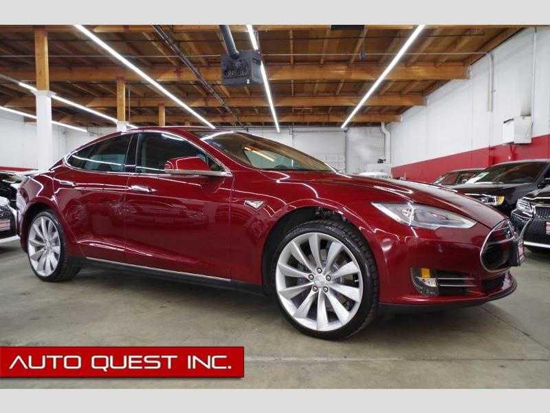 2012 Tesla Model S For Sale In Seattle Wa 5yjsa1dn1cfs00215