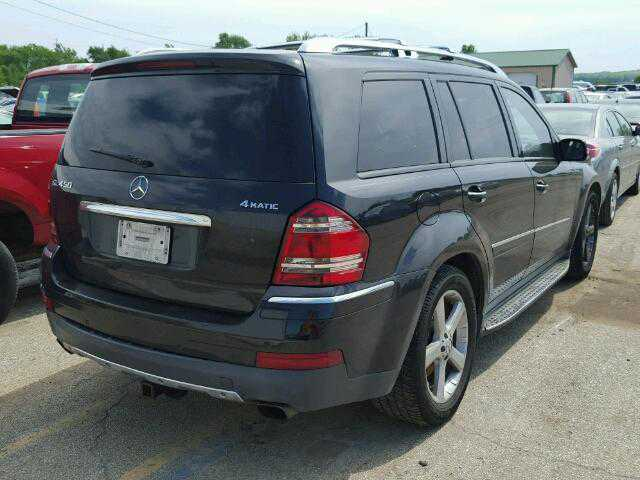 2007 mercedes benz gl450 4 ma for sale in pekin il