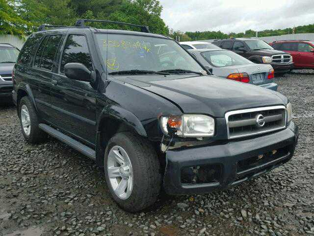 2003 Nissan Pathfinder For Sale In New Britain Ct