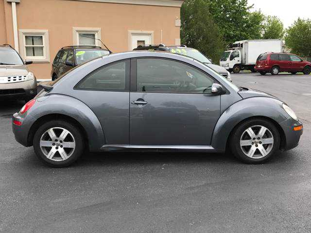 2006 volkswagen beetle for sale in addison il. Black Bedroom Furniture Sets. Home Design Ideas