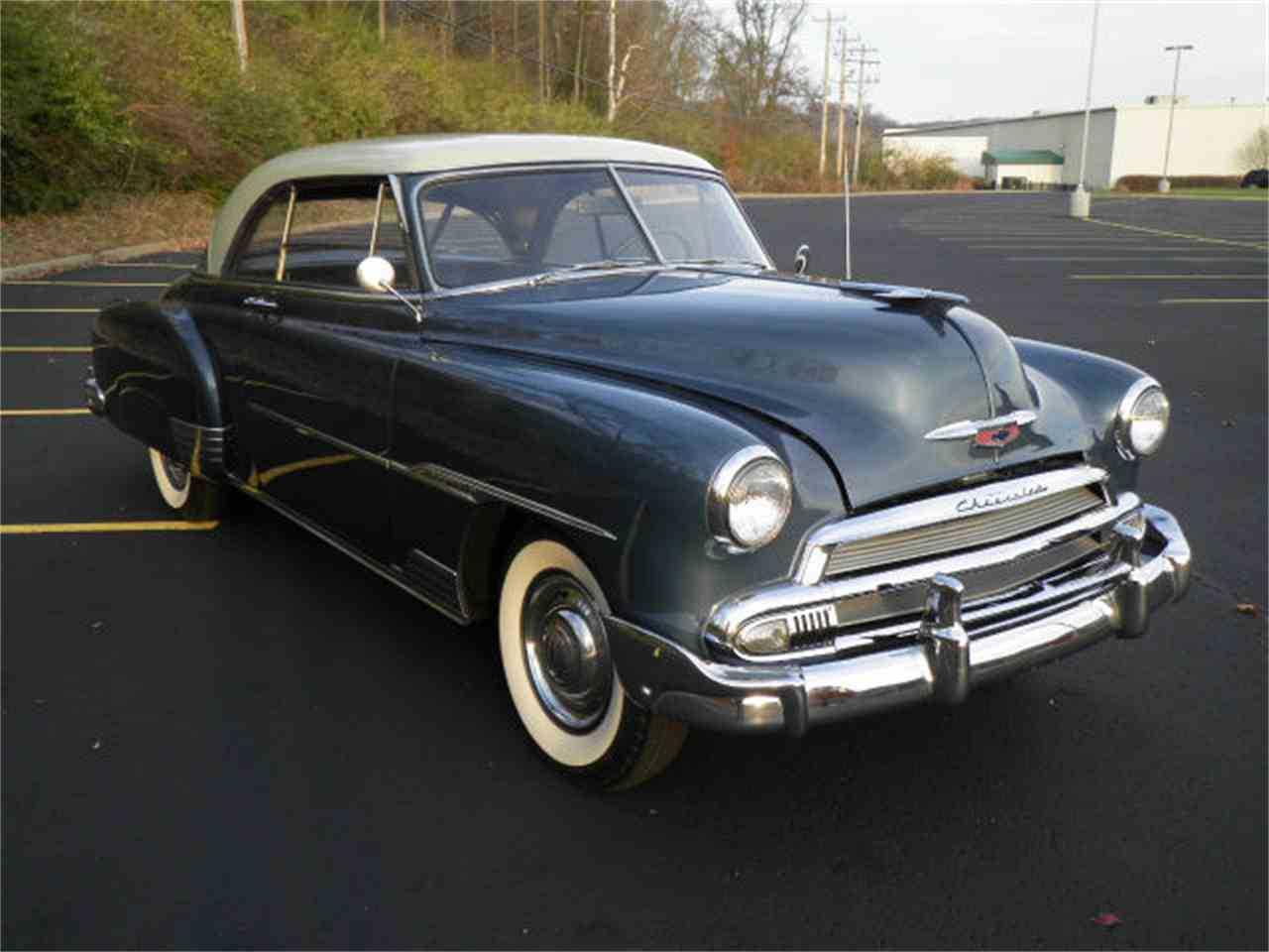 1951 Chevrolet Deluxe Bel Air Styleline For Sale In Milford Oh 4 Door
