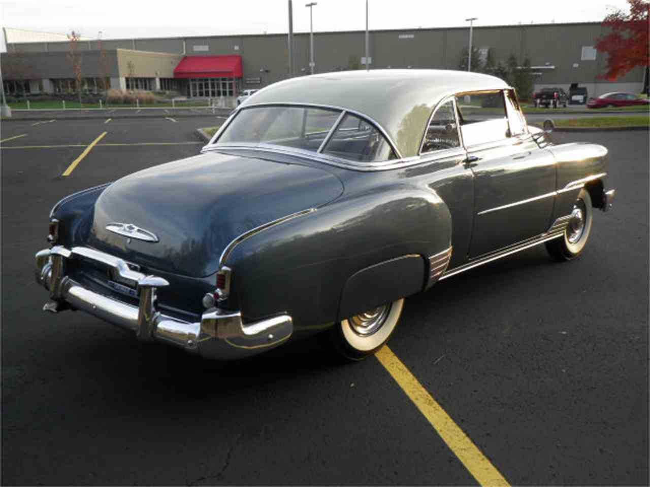 1951 Chevrolet Deluxe Bel Air Styleline For Sale In Milford Oh 2 Door