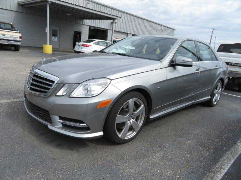 2012 mercedes benz e class for sale in west memphis ar for Memphis mercedes benz