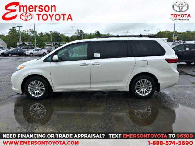 2017 Toyota Sienna For Sale In Auburn Me 5tdyz3dc5hs857177