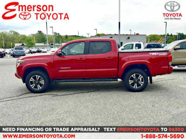 2017 Toyota Tacoma For Sale In Auburn Me 3tmcz5an3hm072412